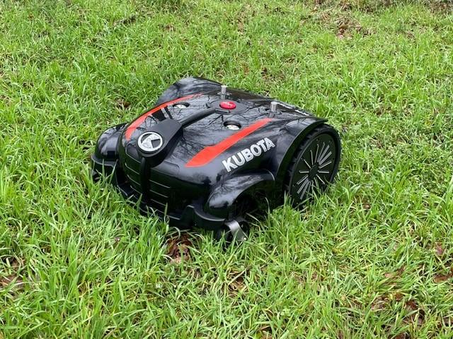 Kubota KR250 robotmaaier, nieuw!
