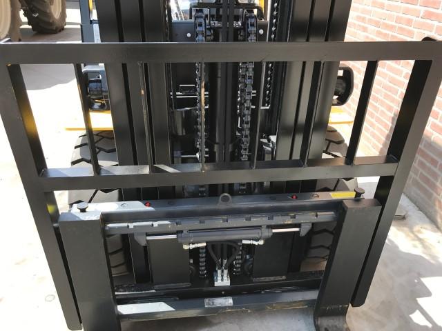 GS LIFT, 2.5 ton, elektrisch