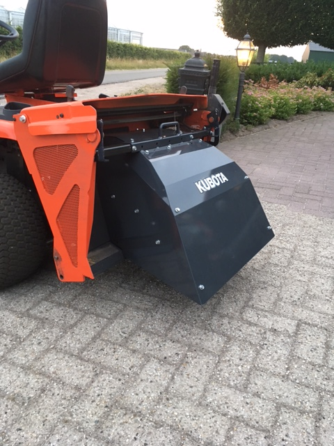 Deflector plaat voor type GR1600 + GR2120