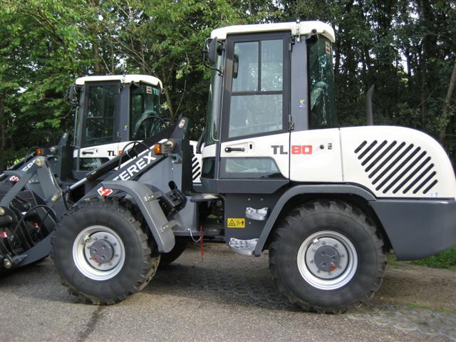 Terex TL80, verkocht
