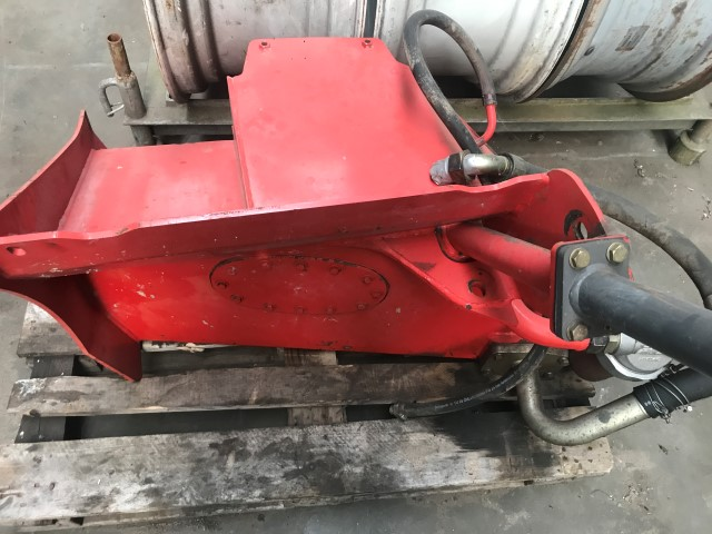 Dieseltank voor Manitou 634-734 serie