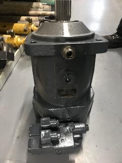 Rijmotor Terex 863