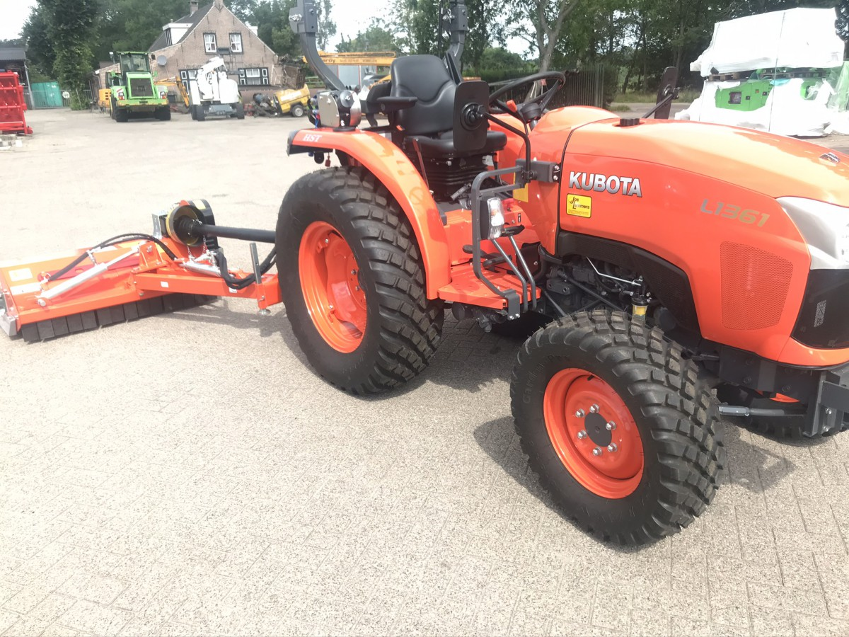 Kubota Elk Cross 1200