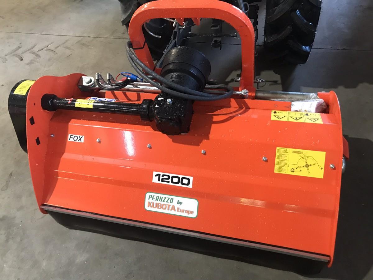 Kubota Fox 1200
