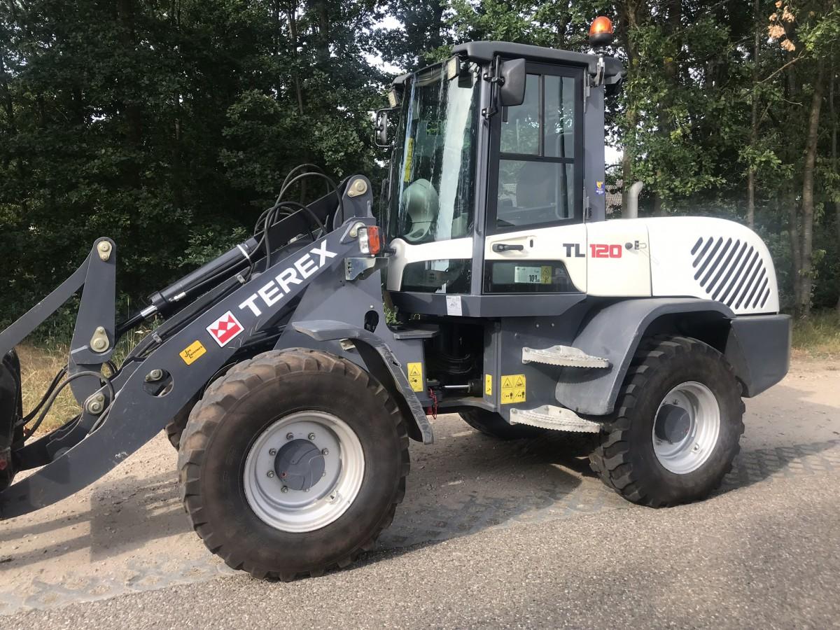 Terex TL120S, verkocht