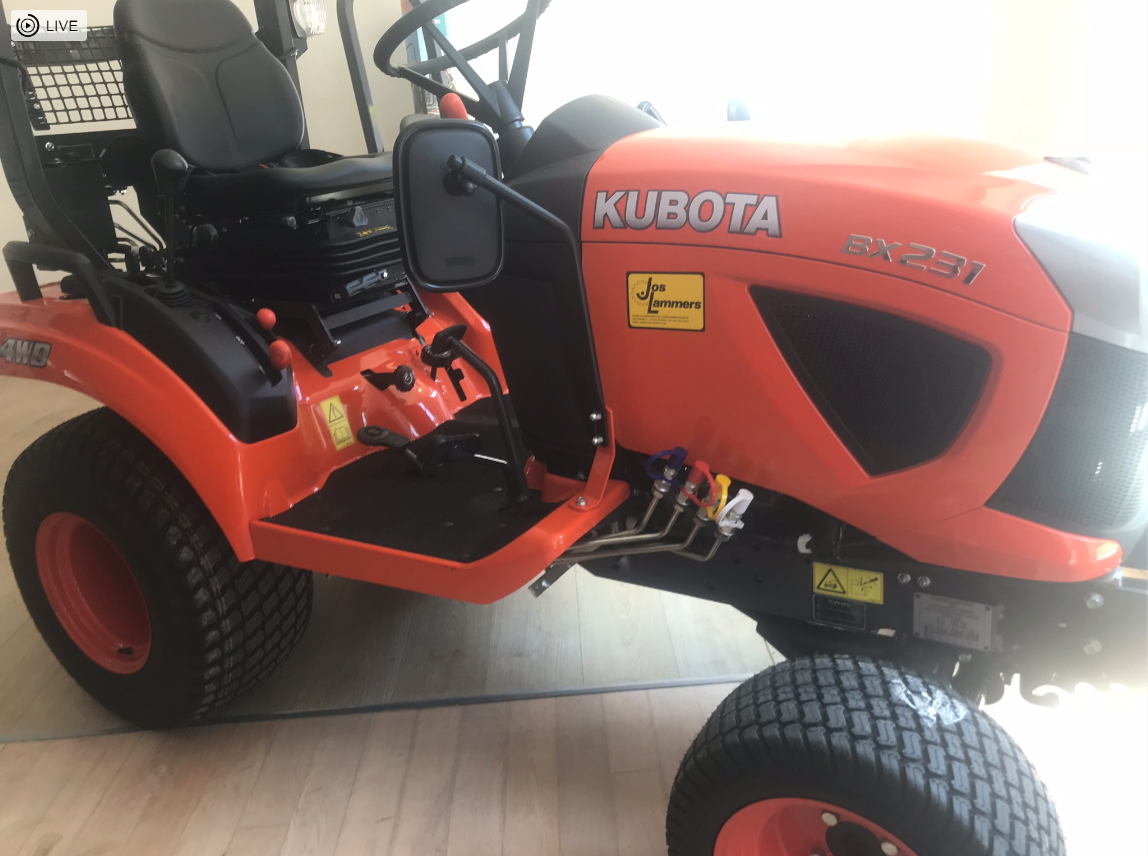 Kubota BX231