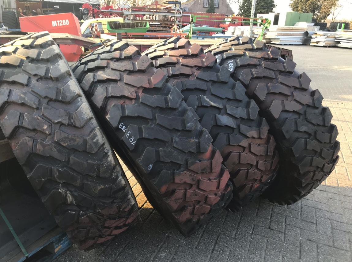 415/80R65 Michelin banden