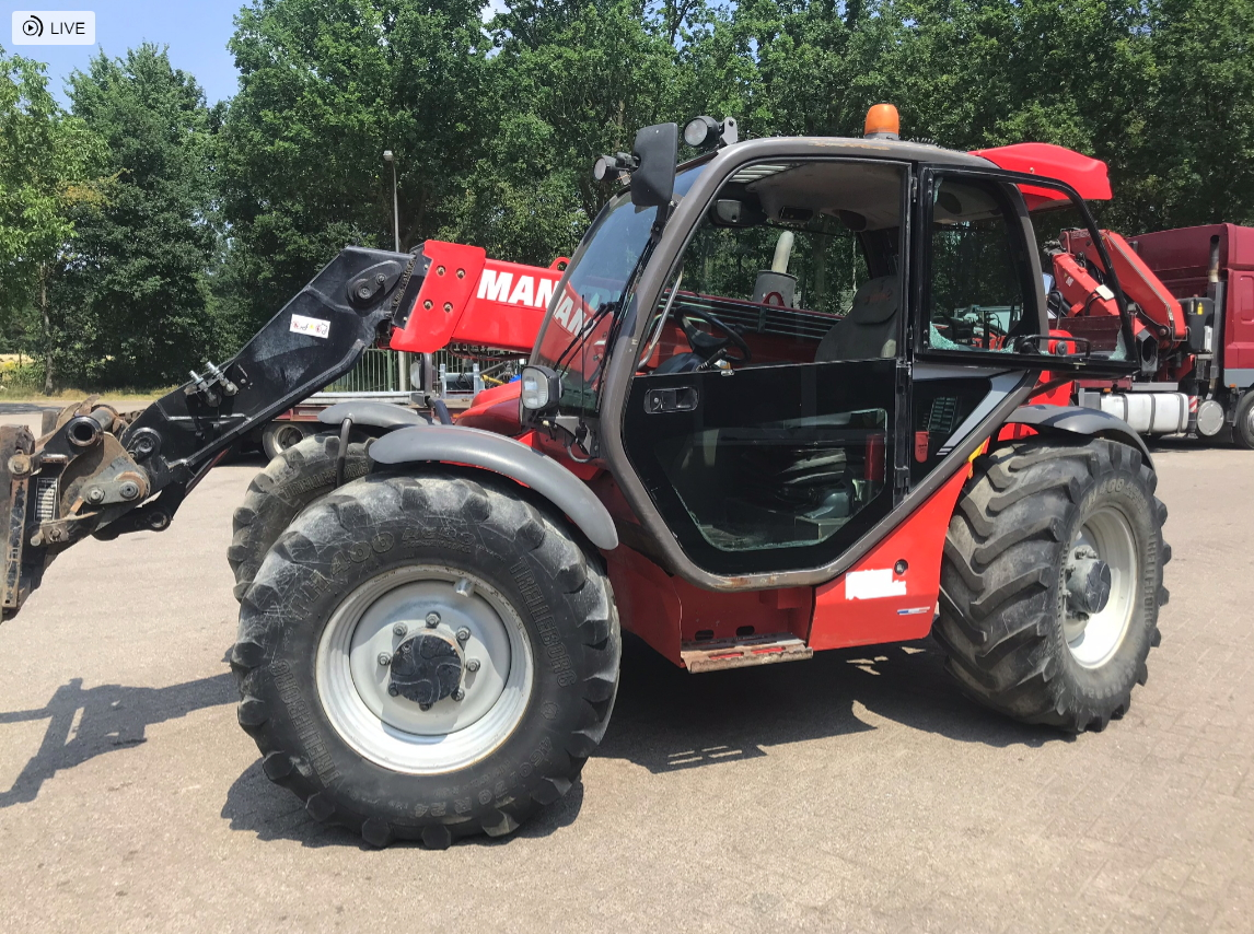 Manitou MLT 634-120