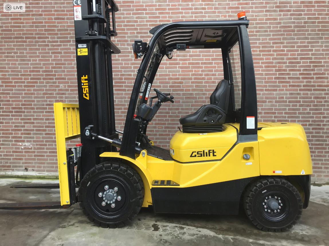 GS lift, 3,5 ton, diesel